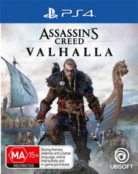 PS4-Assassins-Creed-Valhalla on sale