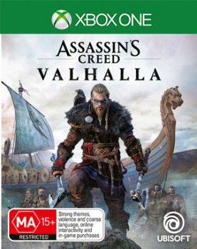 Xbox-One-Assassins-Creed-Valhalla on sale