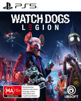 PS5-Watch-Dogs-Legion on sale