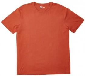 Big-Joe-Mens-Basic-Tee-Orange on sale