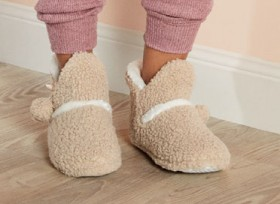 Brilliant-Basics-Pom-Pom-Boots on sale
