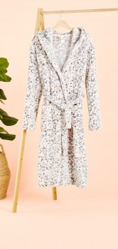 Brilliant-Basics-Womens-Hooded-Gown on sale