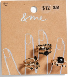 me-8-Pack-Assorted-Rings on sale
