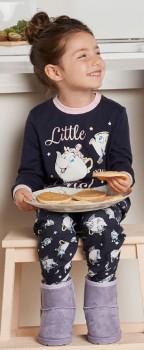 Kids-Beauty-And-The-Beast-Pyjama-Set-Girls on sale