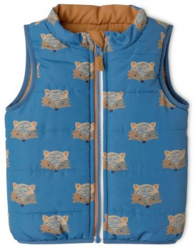 Sprout-Boys-Vest-Blue on sale