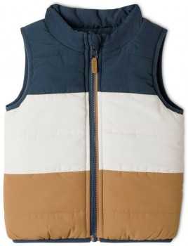 Sprout-Boys-Vest-Moonlit-Ocean on sale