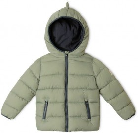 Milkshake-Boys-Puffer-Jacket-Khaki on sale