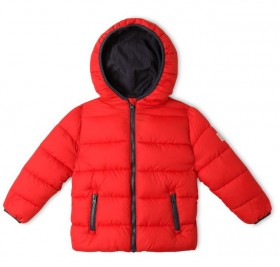 Milkshake-Boys-Puffer-Jacket-Red on sale