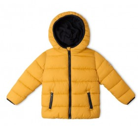 Milkshake-Boys-Puffer-Jacket-Mustard on sale