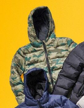 Bauhaus-Tween-Puffer-Jacket-Camo on sale
