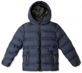 Bauhaus-Tween-Puffer-Jacket-Navy on sale