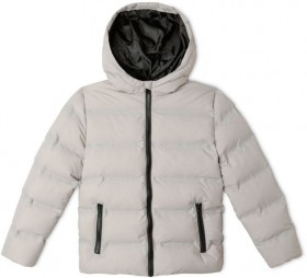 Bauhaus-Tween-Puffer-Jacket-Grey on sale