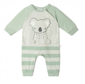 Sprout-Onesie-Green on sale