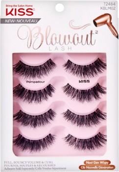 Kiss-Blowout-Lashes-Pompadour-4-Pairs on sale