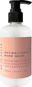 As-It-Falls-Antibacterial-Hand-Wash-250mL on sale