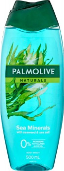 Palmolive-Naturals-Hydrating-Shower-Gel-Sea-Minerals-500mL on sale