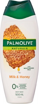 Palmolive-Naturals-Body-Wash-with-Milk-Honey-Extracts-500mL on sale