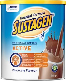 Sustagen-Hospital-Formula-Active-Chocolate-Flavour-840g on sale