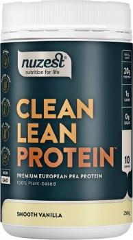 Nuzest-Clean-Lean-Protein-Smooth-Vanilla-250g on sale