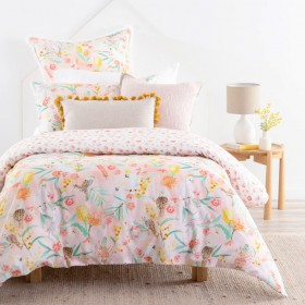 Kids-Cockatoo-Quilt-Cover-Set-by-Pillow-Talk on sale