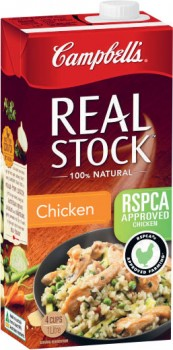 Campbells-Real-Stock-1-Litre on sale