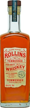 NEW-Rollins-Tennessee-Blended-Whiskey-700mL on sale