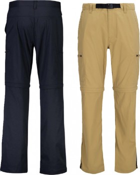 Macpac-Mens-Rockover-Convertible-Pants on sale