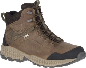 Merrell-Mens-Forestbound-Mid-Hiking-Shoes on sale