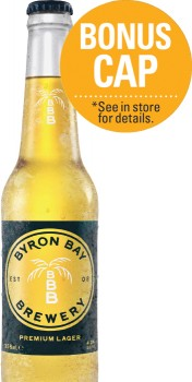 Byron-Bay-Brewery-Premium-Lager-355mL-24-Pack on sale