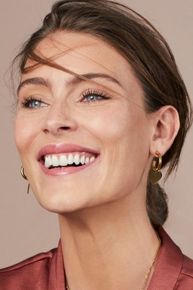 Fairfax-Roberts-Contemporary-Heart-Earrings on sale