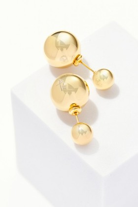 By-Fairfax-Roberts-Contemporary-Duo-Earrings on sale