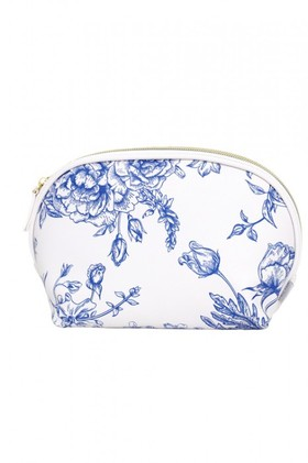 Splosh-Sophisticated-Hamptons-Floral-Cosmetic-Bag on sale