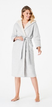 Hooded-Gown on sale