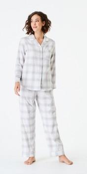 Check-Flannel-Pyjama on sale