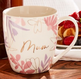 Floral-Mum-Mug on sale