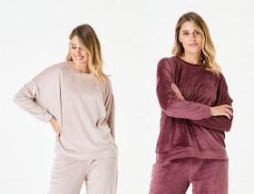Fleece-Long-Sleeve-Top on sale