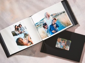 Personalised-20-Page-Hard-Cover-8x12-Photo-Book on sale