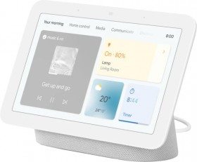 NEW-Google-Nest-Hub-2nd-Gen-Chalk on sale