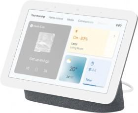 NEW-Google-Nest-Hub-2nd-Gen-Charcoal on sale