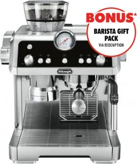 DeLonghi-La-Specialista-Manual-Coffee-Machine on sale