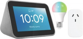 Lenovo-Smart-Clock-Starter-Kit-E27 on sale