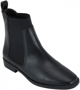 Square-Toe-Chelsea-Boots on sale