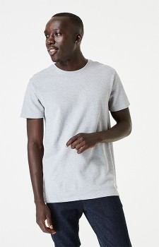 Textured-T-Shirt on sale