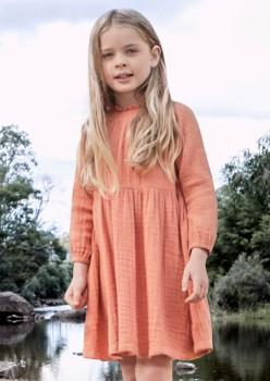 Woven-Dress on sale