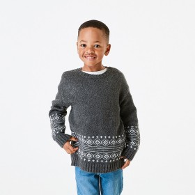 Kids-Knit-Jumper on sale