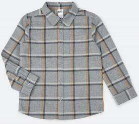 Kids-Check-Shirt on sale