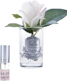 Cte-Noire-Rose-Buds-13.5cm-Blush-Clear-Glass on sale