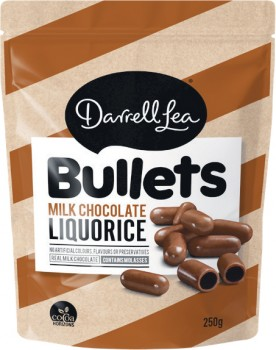 Darrell-Lea-Chocolate-Coated-Bites-Bullets-Liquorice-Allsorts-or-Twists-160-280g on sale