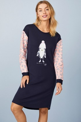 Mia-Lucce-Flannel-Nightie on sale