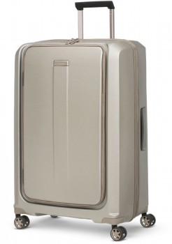 Samsonite-Prodigy-Hardside-Suitcase-Medium-75cm-4.6kg-in-Ivory-Gold on sale